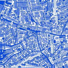 Lucie Conoley Brixton Village map