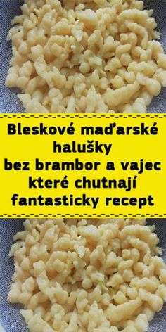 Cooking Tips, Cooking Recipes, Slovak Recipes, No Salt Recipes, Challah, Macaroni And Cheese, Food And Drink, Vegetables, Ethnic Recipes