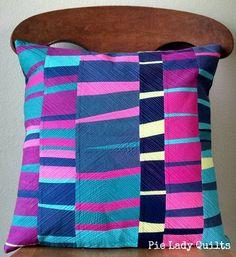Pie Lady Quilts: Pillow Talk Swap