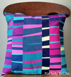 Pie Lady Quilts: Pillow Talk Swap