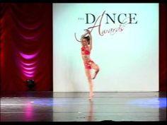 """<3 Travis Wall  -""""Life of a Flower"""" The Dance Awards 2011: Best Junior Dancer-"""