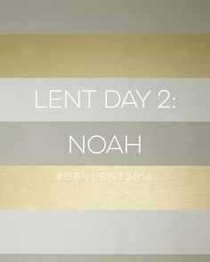 Get More @ GatherFaith.com - Our character to discuss today is Noah. Noah and his family were chosen by God to live while God sent a flood to the earth to wipe out the rest of mankind due to their wickedness. God told Noah to build an ark and to carry two of each kind of animal on the ark. Eventually, God flooded the earth and everything died but what was in the ark. In a way, Noah was kind of the new Adam. However, he seems very opposite of the Adam we talked about yesterday. Noah was...