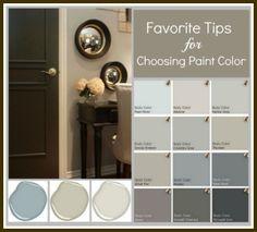 Choosing Paint color for kitchen