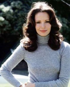Jaclyn Smith - Charlie's Angels (1976-1981) - Silver Screen Collection/Getty Images