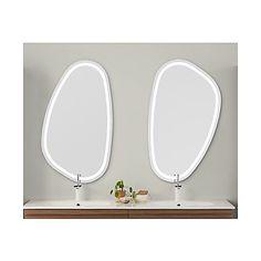 Mirror Table, Decor, Furniture, Led, Mirror, Home Decor