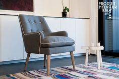 Paire de fauteuils vintage scandinave ligne roset en teck annees 60 70 ebay - Produits interieur brut ...
