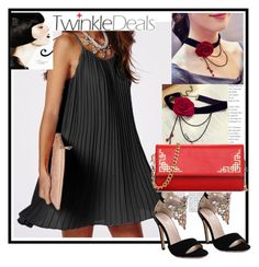 TwinkleDeals-1 by ermansom on Polyvore featuring polyvore fashion style Whiteley clothing twinkledeals