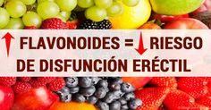 Los hombres más jóvenes de 70 años que regularmente consumen alimentos con flavonoides tendrán una reducción en el riesgo de experimentar disfunción eréctil. articulos.mercola...