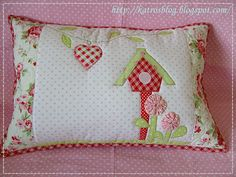 My pink cosmos ...: Pillows ...