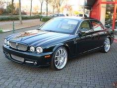 Executive Auto Shippers This is how we Transport. #LGMSports relocate it with http://LGMSports.com Jaguar XJ Arden
