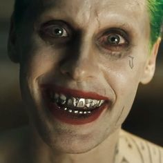 Suicide Squad: Jared Leto Looks Bananas in the Official First Footage