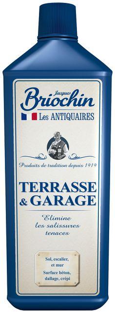 Terrasse & Garage Les Antiquaires par Briochin