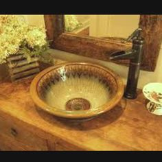 Pottery Sinks Hand Crafted On Pottery Wheel 3