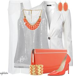 """Yacht White Party"" by angkclaxton on Polyvore"