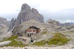 Rifugio Pian di Cengia, Dolomiti di Sesto, tra i miei preferiti.