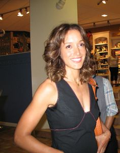 Jennifer Beals attending the Chicago Cook-off