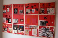A portion of the Red Series