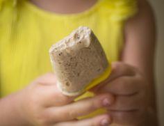 Unsuz, Şekersiz, Sütsüz Karamelli Dondurma