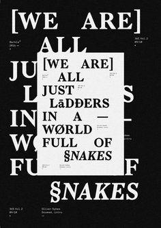 Snakes / 365 ® Vol. ² By Daniel Barkle