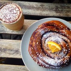 The coffee and pastries from Chokladkoppen | 29 Of The Best Cheap Eats In Stockholm