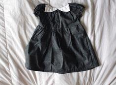 Wednesday Addams Children's Dress