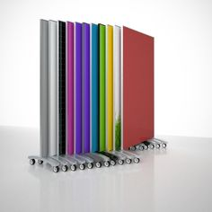 Clarus Go! Redefining the design aesthetic for whiteboards.