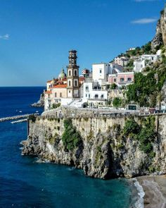 Atrani, Amalfikust, Most beautiful little towns in Italy