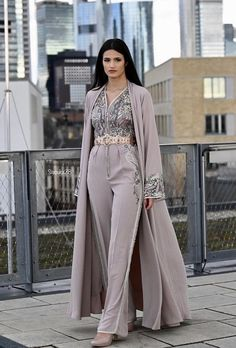 Hijab Fashion 363806476147970743 - Romeo haute couture Source by sestsuka Abaya Fashion, Muslim Fashion, Modest Fashion, Couture Fashion, Fashion Dresses, Moroccan Kaftan Dress, Caftan Dress, Mode Abaya, Mode Outfits