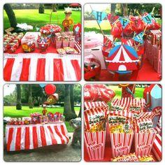 "Photo 35 of 35: Carnival/Circus / Birthday ""Alessandro's Circus """