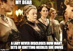 Downton Abby for MorningStar