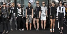 Monochrome Magic Fashion Trends.