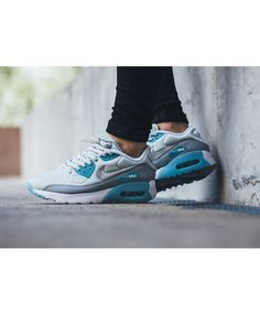 Nike Air Max 90 Ultra SE Ice Blue Women Shoes