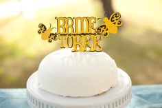 Bee themed bridal shower