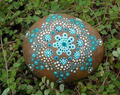 Mandala de piedras
