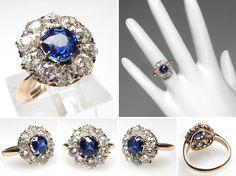 Riora's engagement ring.