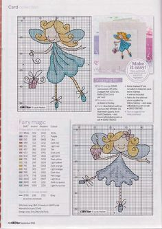 Cross stitch collection 226 #ClippedOnIssuu