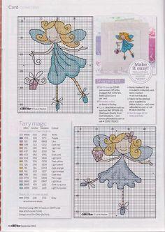 Cross stitch collection 226 #ClippedOnIssuu