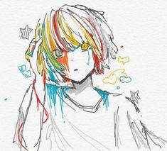 Sketchbook Inspiration, Art Sketchbook, Eve Songs, Eve Music, Bloodborne Art, Rock & Pop, Anime Songs, Drawing Reference Poses, Dark Anime
