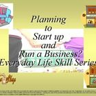 Hot Off the Presses: The Newest Everyday Life Skills series resource.      Many people dream of opening and running their own business. Running a...