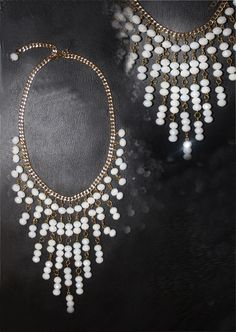 Necklace Sherife For order and info: contact@intidharsaleh.com http://www.facebook.com/pages/Intidhar-Saleh/194611523977854?ref=hl