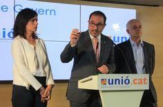 Unió liquida CiU abandonant el govern - VilaWeb, 17.06.2015