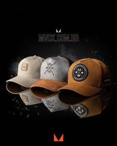 "760 curtidas, 8 comentários - MVCK (@use.mvck) no Instagram: ""Sextou com esses maravilhosos bonés! Use MVCK! 🧢👊 #usemvck #bonés #estilo #conceito"" Baseball Cap Outfit, Mens Outdoor Clothing, Men Accesories, Cap Girl, Big Men Fashion, Leather Hats, Outdoor Outfit, Mens Caps, Mode Style"