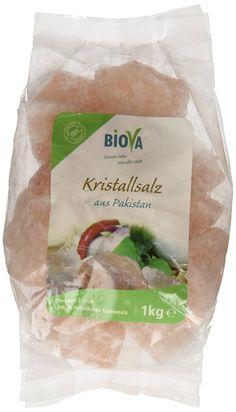 Biova Himalaya Kristallsalz 1000g Brocken: Amazon.de: Lebensmittel & Getränke