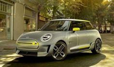 Officieel: de MINI Electric Concept