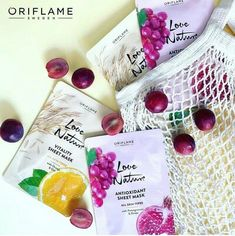 Oriflame Beauty Products, Oriflame Cosmetics, Sheet Mask, Desi, Skincare, Tips, Colombia, Skincare Routine, Skins Uk