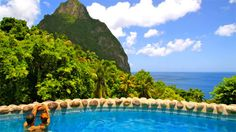 Stonefield Estate Resort, Soufrière, Saint Lucia #luxurylink