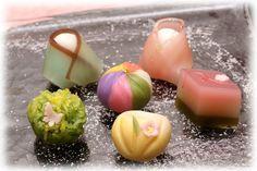 Japanese Sweets, 季節の和菓子|大倉山青柳