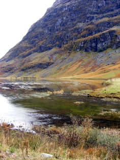 Scottish Highlands.  I have another picture of Scotland.  I must really want to go there!!