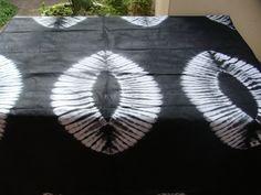 coton teinté batik africain ekabodesigns.com