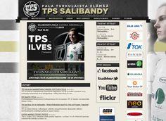 Turkulainen urheiluseura TPS Salibandy on ollut Kotisivukoneen tyytyväinen käyttäjä jo muutaman vuoden ajan.